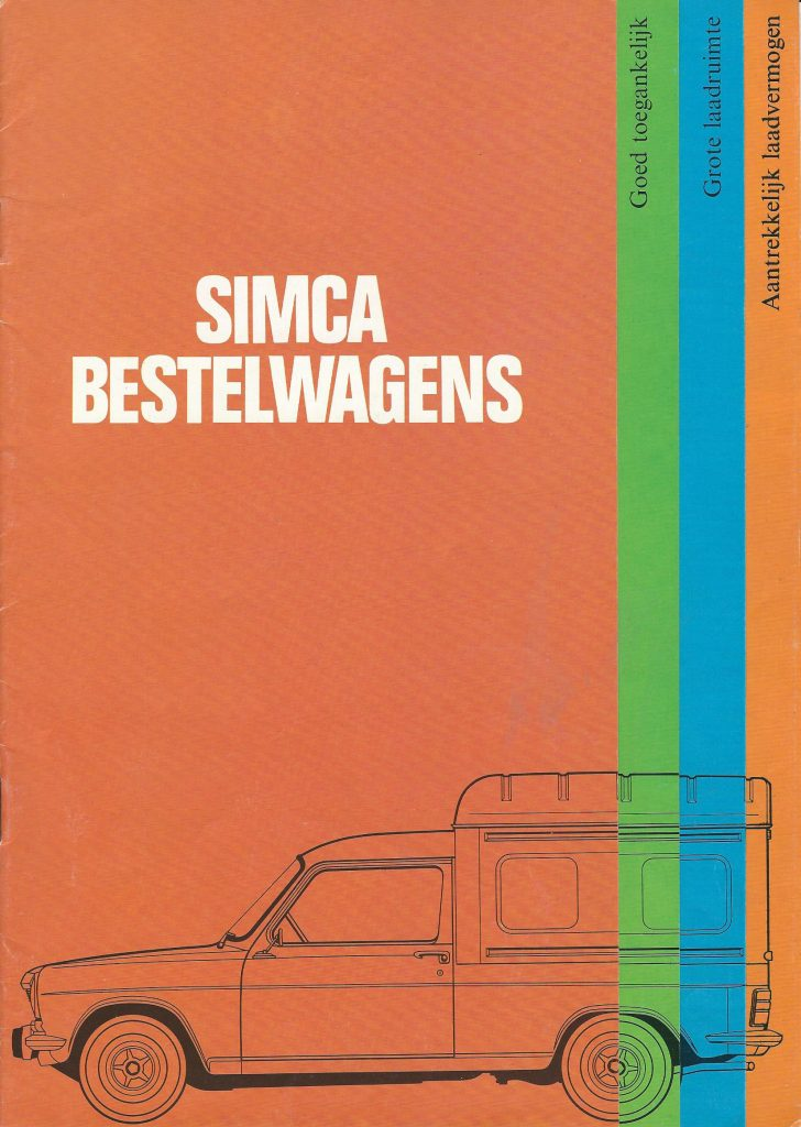 Simca Fourgonnette