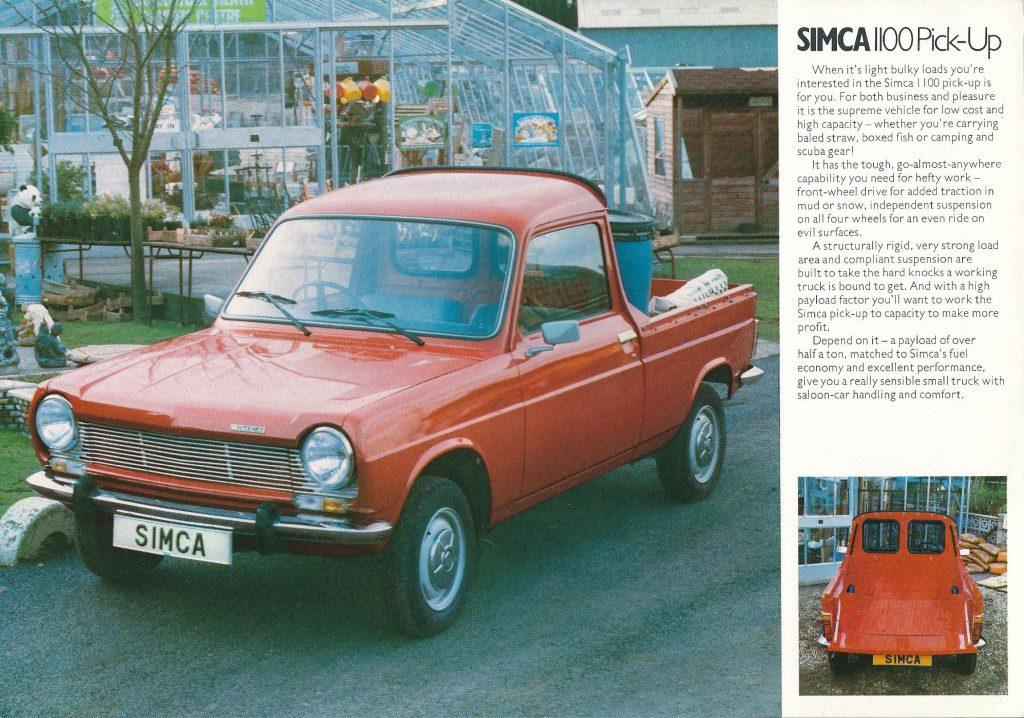 Simca Pick-up